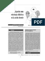 Estrategias Didacticas-Investigacion Dirigida