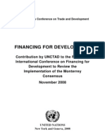 UN Initative Architecture Global Financial System 2008