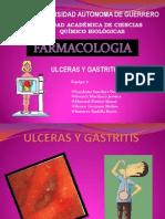 Ulceras y Gastritis