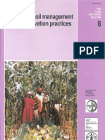FAO Manual Conservaci n Suelos