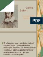 Galileo Galilei Lorena Lucia Viso