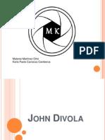 John Divolaa
