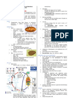 Parasitology-Lec 7 Lung Flukes