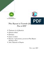 Plan Ganadero 2015