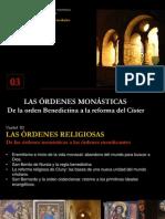 PDF3 Las Órdenes Religiosas