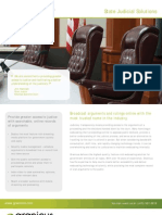 Granicus Solutions for the Courts