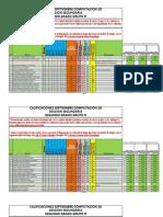 Calificaciones 2D-S Septiembre 2011-12