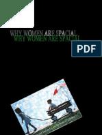 Why Women r Spacial
