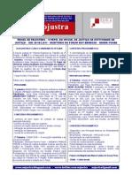 INFORMATIVO DA AOJUSTRA - PAINEL DE PALESTRAS TRT/2 EM 20/10/2.011