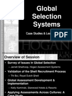 Global Selection Systems