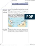 Malaysia Energy Data, Statistics and Analysis