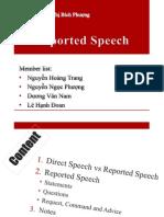 Reported Speech x172