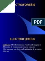 BMC Electroforesis