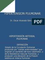Semiologia de La Hipertensic3b3n Pulmonar