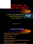 Tabaquismo_Epidemiologia