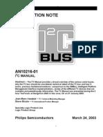 I2C Bus Manual