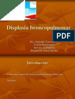 Displasiabroncopulmonarpresauge