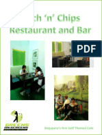 Greens on Screens Menu