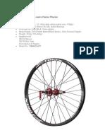 Token Wheelset