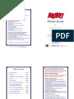 Move Pocket Reference Guide Nursing