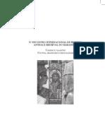 IV Encontro de História Antiga e Medieval do MA