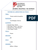 Informe Lab 6 Fisica
