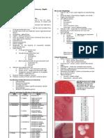 Microbio Lec 10 - Enterobacteriaceae Gen, Shigella and Salmo