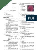 Microbio Lec 11 - Ecoli, Klebsiella Proteus, Citrobacter An