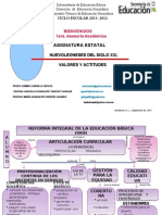 Presentación 1a.Asesoría Académica 2011-2012