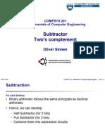 02-Subtractors