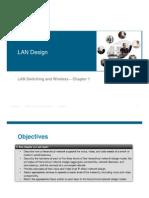 Exploration LAN Switching Chapter1