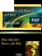 MÁS ALLÁ DEL BIEN Y DEL MAL
