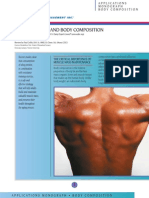 Glut at Hi One Muscle Mass Mono BodyCompDMI 1005