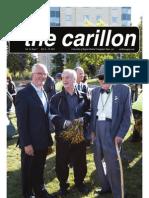 The Carillon - Vol. 54, Issue 7