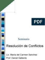 resolucion conflictos