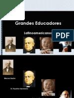 Grandes Educadores 2010