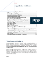 Special Issue on Egypt Protests - GsCurrentAffairs