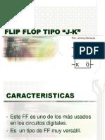 FLIP FLOP TIPO F-K