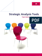 55742738 CIMA Strategic Analysis Tools
