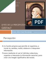 DGeo Leyes de La Percepcion GESTALT