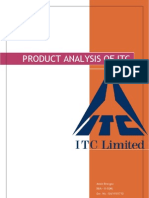 ITC product analysis