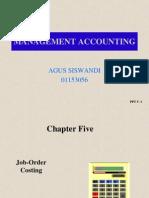 05 Job-Order Costing