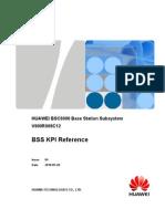 BSS KPI Reference