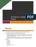 Microsoft Power Point - Placenta e Membranas Fetais