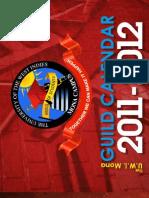 Updated Guild Calendar 2011-2012