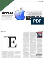 Apple söker sin nya Ikon