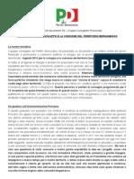 Agenda Per Lo Sviluppo e La Coesione