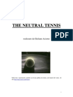 Neutral Tennis