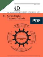 Collab Discuss Paper 001 - Grundrecht Internetfreiheit