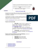 CID - 10 INSTRUÇÕES